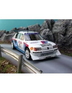 Peugeot 205 T16 Evo 2 Tour de Corse 1986