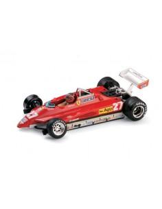 Ferrari 126C2 GP S Marino 1982