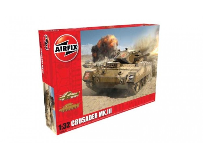 Crusader MkIII Tank