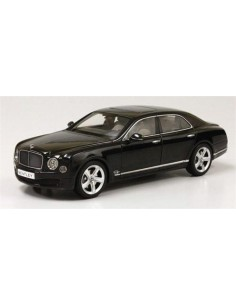 Kyosho Diecast - 8910NXBK - Bentley Mulsanne Speed 2014 Onyx Black  - Hobby Sector