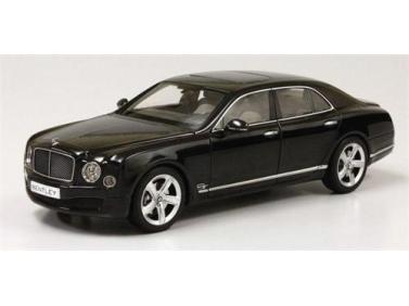Bentley Mulsanne Speed 2014 Onyx Black
