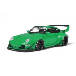 Porsche RWB 993 Green