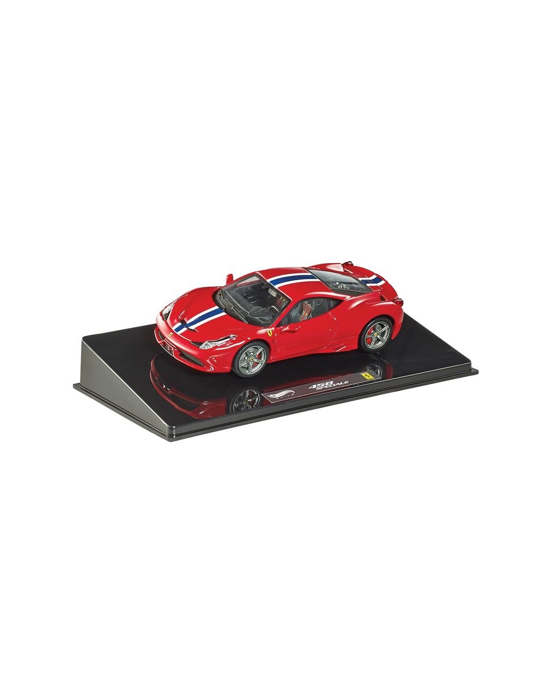 Ferrari Speciale 458: Hotwheels Elite Ferrari 458 Speciale 2013