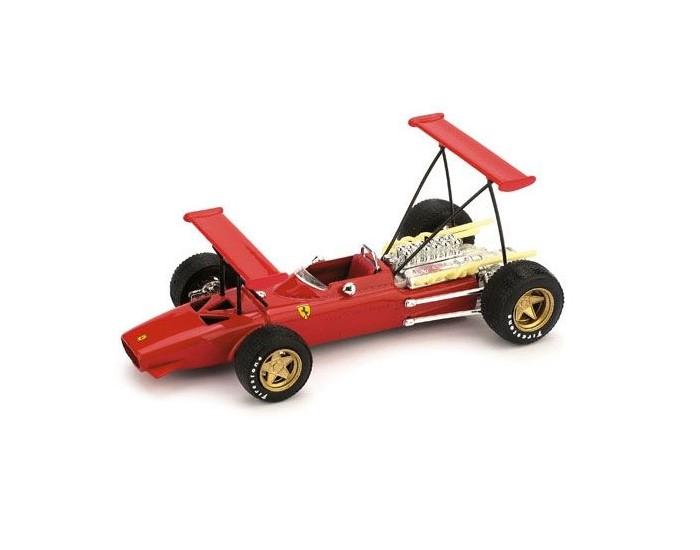 Ferrari 312 F1 Prova Aletton 1969
