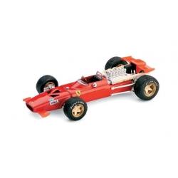 Ferrari 312 F1 Prova Radiato 1969