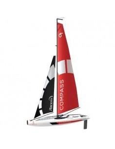 Compass Sail Yatch Boat RTR