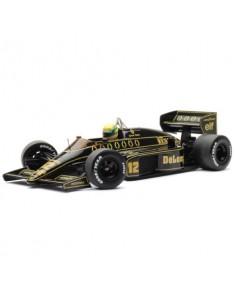 Lotus Renault 98T Ayrton Senna 1986