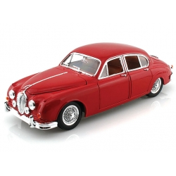 Jaguar Mark II 1959 Red