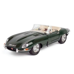 Jaguar Type E Cabriolet 1961 Green
