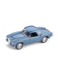 Lancia B24 Hard Top azul - 1955