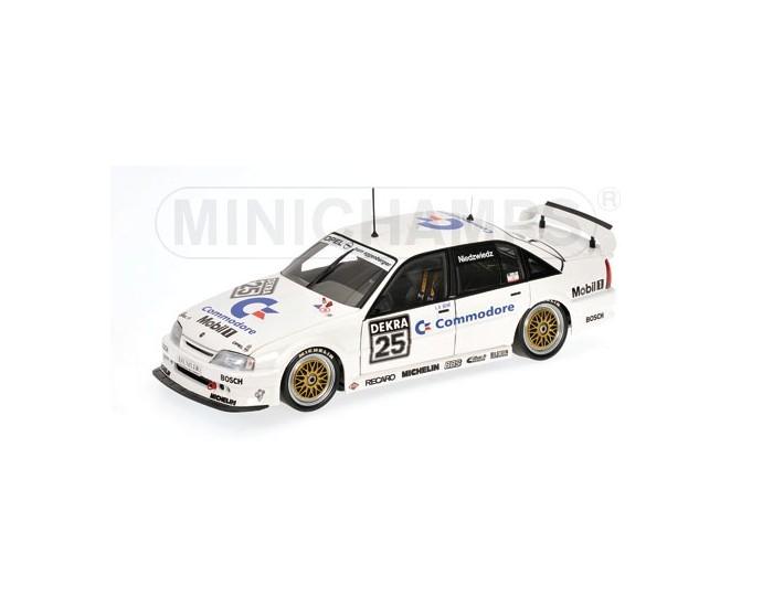 Opel Omega (A) 3000 24V - ´Commodore´ - Klaus Niedzwiedz - DTM 1991 - Rarity