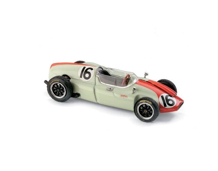 Cooper T51 GP Mónaco Bristow 1960