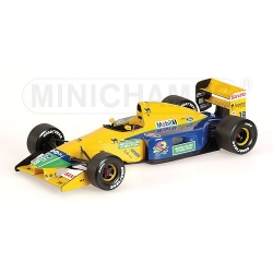 Benetton Ford B191 - Michael Schumacher - 1991 (Without Figurine)