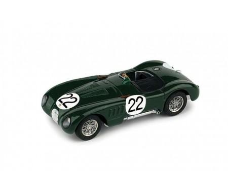 Jaguar C LMans Moss-Fairma - 1951