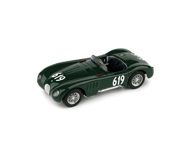 Jaguar C Mil Miglia Stirl Mo 1952