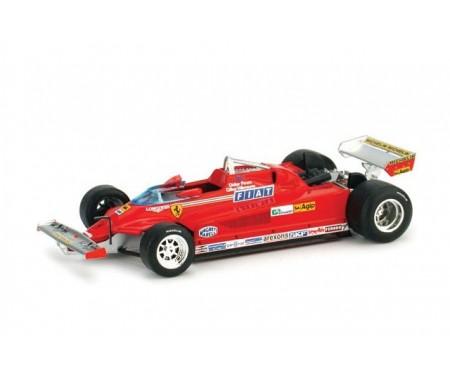 Ferrari 126CK GP Italy 1981 + Pi