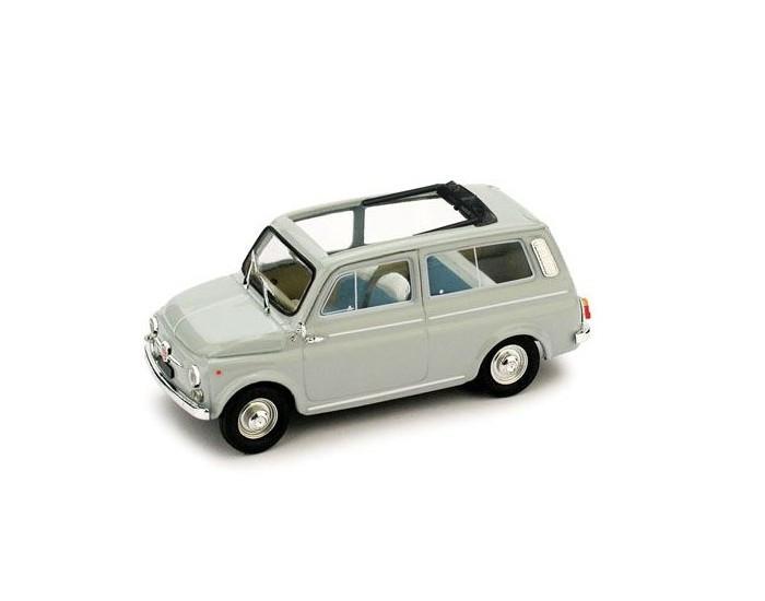 Fiat 500 Giardiniera 1960 Aperta