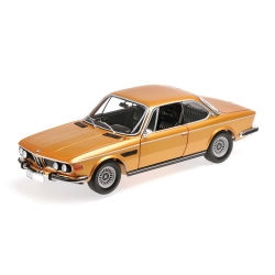 BMW 3.0 CSI E9 Coupé 1972 Gold Metallic
