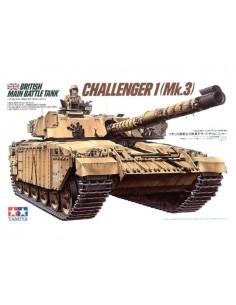 British Main Battle Tank Challenger 1 Mk.3