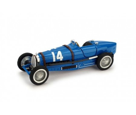 Brumm - R042 - Bugatti Type 59 GP França 1934  - Hobby Sector