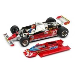 Ferrari 126CK 1981 GP Mónaco Vill