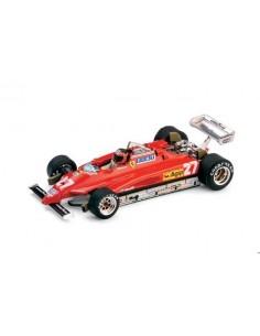 Ferrari 126C2 1982 Belgio Villene