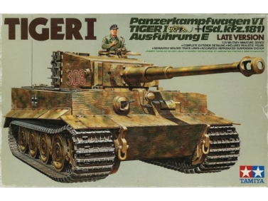 German Heavy Tank Tiger I