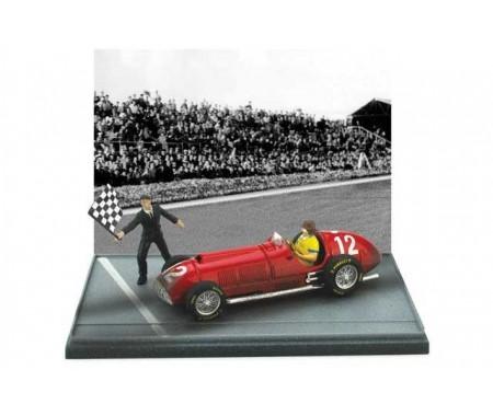 Ferrari 375 GP Inglat Gonzal 1951