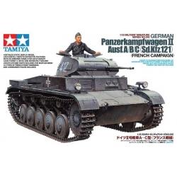 German Panzer II Ausf.A/B/C