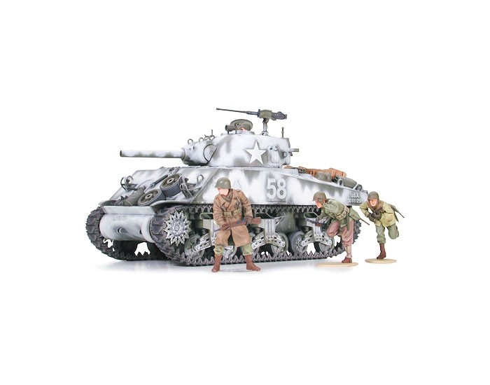 U.S. Medium Tank M4A3 Sherman 105mm Howitzer
