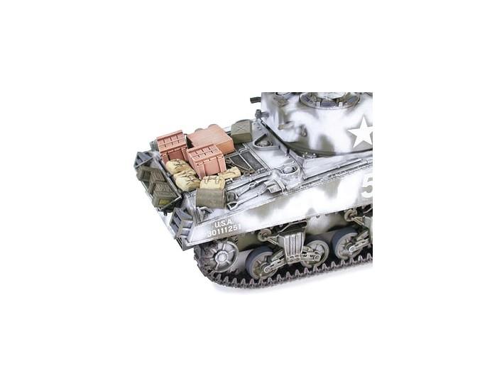 Tamiya - 35251 - U.S. Medium Tank M4A3 Sherman 105mm Howitzer  - Hobby Sector