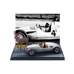 Brumm - AS25 - Auto Union Type D Nuvol - 1938  - Hobby Sector