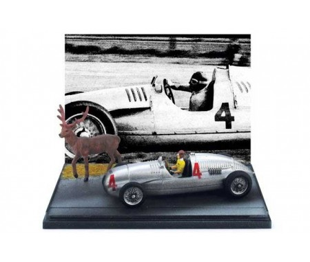 Auto Union Type D Nuvol - 1938