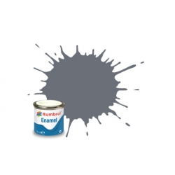 145 Medium Grey Matt - 14ml Enamel Paint