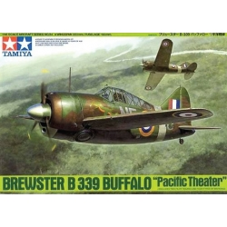 Brewester B 339 Buffalo Pacific Theater