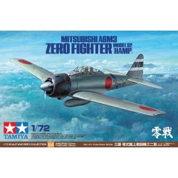 Mitsubishi A6M3 Zero Fighter Model 32 (Ham