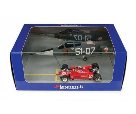 Ferrari 126CK Turbo-F104 Villeneu