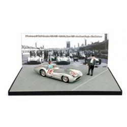 Mercedes W196 GP Italy Monza