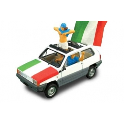 Brumm - AS42 - Fiat Panda 45 Open Roof Cham 1981  - Hobby Sector