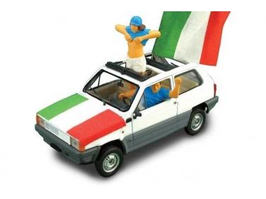 Fiat Panda 45 Open Roof Cham 1981