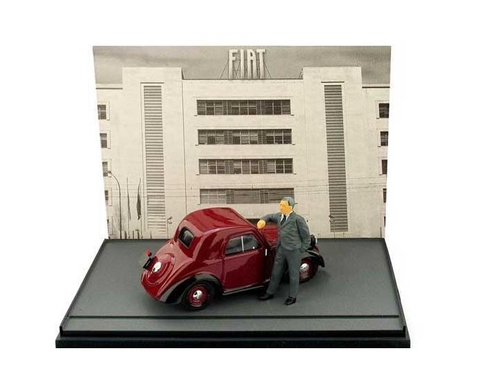 Fiat 500A Topolino Omaggio All'In
