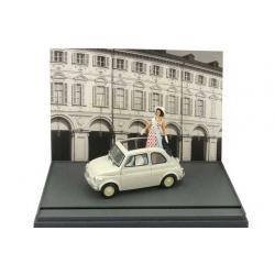 Fiat Nuova 500 1957 c/ Parata Di
