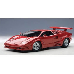 Lamborghini Countach 25th Anniversary Edition 1988 Red