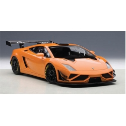 Lamborghini Gallardo GT3 FL2 2013 Metallic Orange
