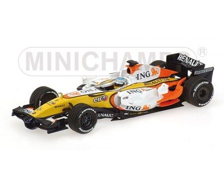 ING RENAULT F1 TEAM - R27 - FERNANDO ALONSO - TEST JEREZ 15TH