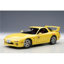 Mazda RX7 Initial D 2002 Yellow
