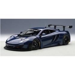 McLaren MP4-12C GT3 2013 Blue