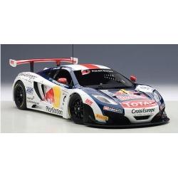 McLaren MP4-12C GT3 Nr.9 Sebastian Loeb 2013