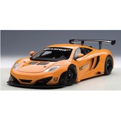 McLaren MP4-12C GT3 2013 Orange