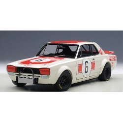 Nissan Skyline GT-R Nr.6 KPGC10 Winner Japan GP 1971